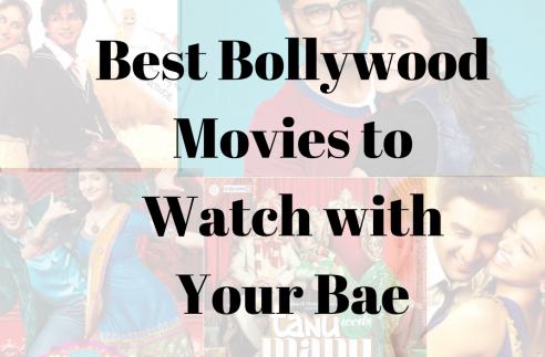 Best Bollywood Movies to Watch with Your Bae