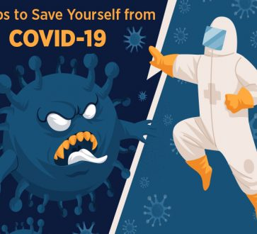 Top Tips to Save Yourself form Covid-19