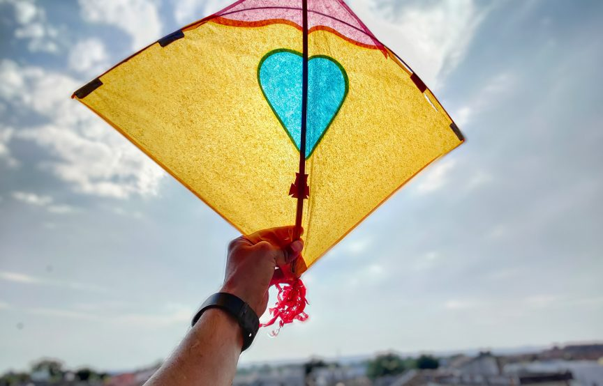 Kite Flying A Perfect Romantic Date